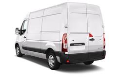 Renault Master L2H2 Transporter (2010 - heute) 4 Türen seitlich hinten