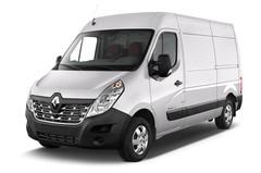 Renault Master L2H2 Transporter (2010 - heute) 4 Türen seitlich vorne