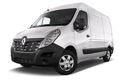 Renault Master L2H2 Transporter (2010 - heute) 4 Türen seitlich vorne mit Felge