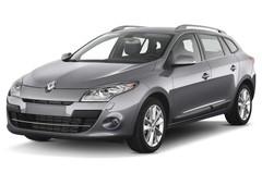 Renault Megane Dynamique Kombi (2008 - 2016) 5 Türen seitlich vorne