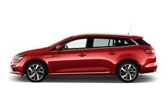 Renault Megane Bose Edition Kombi (2016 - heute) 5 Türen Seitenansicht