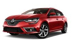 Renault Megane Bose Edition Kombi (2016 - heute) 5 Türen seitlich vorne mit Felge
