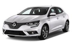 Renault Megane Bose Edition Kompaktklasse (2016 - heute) 5 Türen seitlich vorne