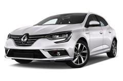 Renault Megane Bose Edition Kompaktklasse (2016 - heute) 5 Türen seitlich vorne mit Felge