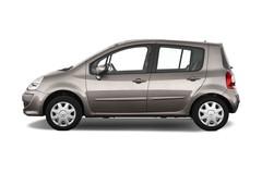 Renault Modus Modus Pack Kleinwagen (2004 - 2013) 5 Türen Seitenansicht