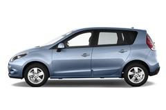 Renault Scenic Dynamique Van (2009 - 2016) 5 Türen Seitenansicht