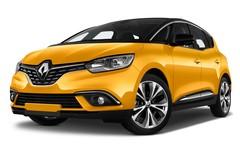 Renault Scenic Intens Van (2016 - heute) 5 Türen seitlich vorne mit Felge