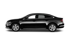 Renault Talisman Intens Limousine (2015 - heute) 4 Türen Seitenansicht