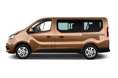Renault Trafic Expression Transporter (2014 - heute) 5 Türen Seitenansicht
