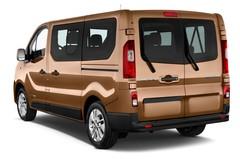 Renault Trafic Expression Transporter (2014 - heute) 5 Türen seitlich hinten