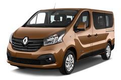 Renault Trafic Expression Transporter (2014 - heute) 5 Türen seitlich vorne