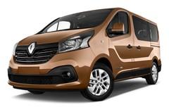 Renault Trafic Expression Transporter (2014 - heute) 5 Türen seitlich vorne mit Felge