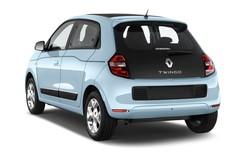 Renault Twingo Dynamique Kleinwagen (2014 - heute) 5 Türen seitlich hinten