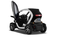 Renault Twizy Technic Kleinwagen (2012 - heute) 3 Türen Tür geöffnet