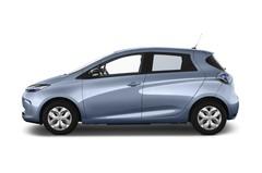 Renault ZOE Life Kleinwagen (2012 - heute) 5 Türen Seitenansicht