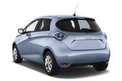 Renault ZOE Life Kleinwagen (2012 - heute) 5 Türen seitlich hinten