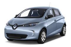Renault ZOE Life Kleinwagen (2012 - heute) 5 Türen seitlich vorne