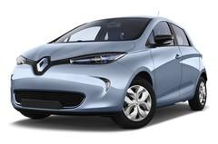 Renault ZOE Life Kleinwagen (2012 - heute) 5 Türen seitlich vorne mit Felge