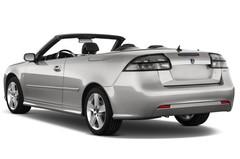 Saab 9-3 Vector Cabrio (2002 - 2011) 2 Türen seitlich hinten