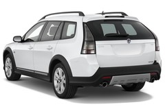 Saab 9-3X Vector XWD Kombi (2009 - 2011) 5 Türen seitlich hinten