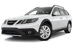 Saab 9-3X Vector XWD Kombi (2009 - 2011) 5 Türen seitlich vorne mit Felge
