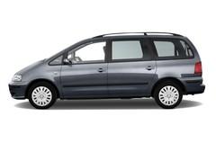 Seat Alhambra Style Van (1996 - 2010) 5 Türen Seitenansicht