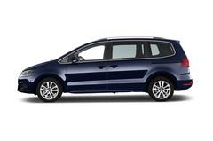 Seat Alhambra Style Van (2010 - heute) 5 Türen Seitenansicht