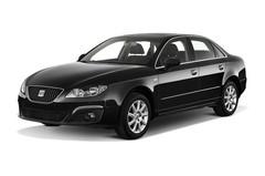 Seat Exeo Reference Limousine (2009 - 2013) 4 Türen seitlich vorne