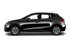 Seat Ibiza Xcellence Kleinwagen (2017 - heute) 5 Türen Seitenansicht