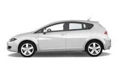 Seat Leon Sport Limousine (2005 - 2012) 5 Türen Seitenansicht