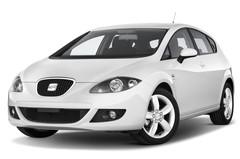 Seat Leon Sport Limousine (2005 - 2012) 5 Türen seitlich vorne mit Felge