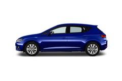 Seat Leon Style Limousine (2012 - heute) 5 Türen Seitenansicht