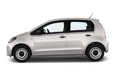 Skoda Citigo Active Kleinwagen (2012 - heute) 5 Türen Seitenansicht