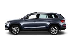 Skoda Kodiaq Style SUV (2016 - heute) 5 Türen Seitenansicht