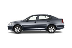 Skoda Octavia Classic Limousine (2004 - 2013) 4 Türen Seitenansicht