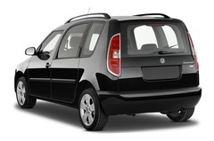 Skoda Roomster Comfort Transporter (2006 - 2015) 5 Türen seitlich hinten