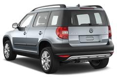 Skoda Yeti Yeti SUV (2009 - heute) 5 Türen seitlich hinten