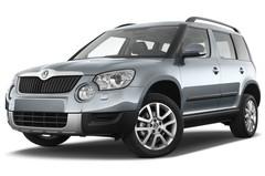 Skoda Yeti Yeti SUV (2009 - heute) 5 Türen seitlich vorne mit Felge
