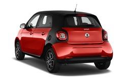 Smart ForFour Prime Kleinwagen (2014 - heute) 5 Türen seitlich hinten