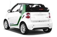 Smart ForTwo Electric Drive Cabrio (2007 - 2014) 2 Türen seitlich hinten