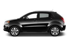 Ssangyong Korando Sapphire SUV (2011 - heute) 5 Türen Seitenansicht