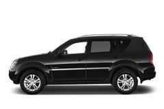 Ssangyong Rexton - SUV (2001 - 2011) 5 Türen Seitenansicht
