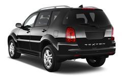 Ssangyong Rexton - SUV (2001 - 2011) 5 Türen seitlich hinten
