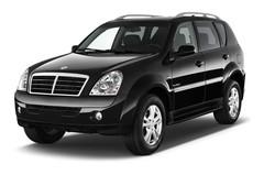 Ssangyong Rexton - SUV (2001 - 2011) 5 Türen seitlich vorne