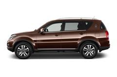Ssangyong Rexton Sapphire SUV (2012 - heute) 5 Türen Seitenansicht