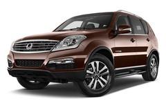 Ssangyong Rexton Sapphire SUV (2012 - heute) 5 Türen seitlich vorne mit Felge