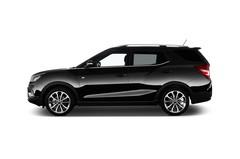 Ssangyong XLV Sapphire SUV (2016 - heute) 5 Türen Seitenansicht