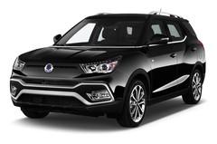 Ssangyong XLV Sapphire SUV (2016 - heute) 5 Türen seitlich vorne
