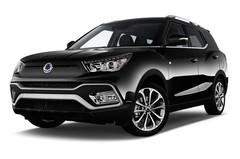 Ssangyong XLV Sapphire SUV (2016 - heute) 5 Türen seitlich vorne mit Felge