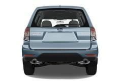 Subaru Forester - Kombi (2008 - 2013) 5 Türen Heckansicht